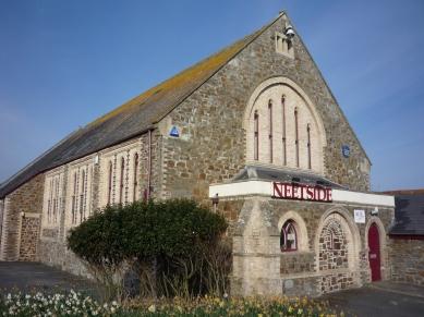 Neetside - an iconic building